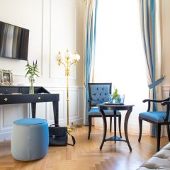 Отель Imperium Residence Австрия, Вена - отзывы, цены и фото номеров - забронировать отель Imperium Residence онлайн комната для гостей фото 2