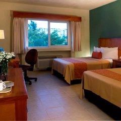 Отель Comfort Inn Puerto Vallarta Пуэрто-Вальярта комната для гостей фото 4