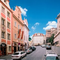 Hotel Residence Bijou de Prague фото 2