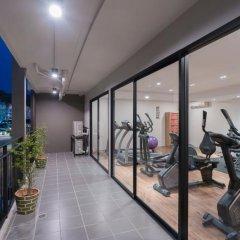 New Square Patong Hotel фитнесс-зал фото 4