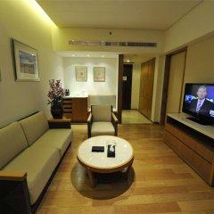 Отель Mingshen Golf & Bay Resort Sanya комната для гостей фото 2