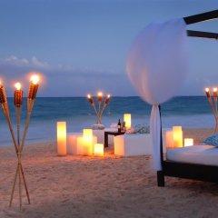 Отель Fairmont Mayakoba пляж
