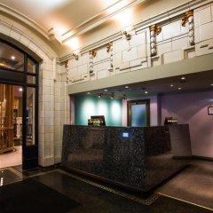 Отель ABode Glasgow Великобритания, Глазго - отзывы, цены и фото номеров - забронировать отель ABode Glasgow онлайн интерьер отеля