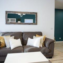 Апартаменты Mokotów Premium Apartment with Terrace комната для гостей фото 5