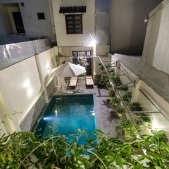 Отель Kim's Villa Hoi An бассейн фото 2