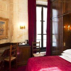 Отель Hôtel Saint Merry Франция, Париж - отзывы, цены и фото номеров - забронировать отель Hôtel Saint Merry онлайн комната для гостей фото 2