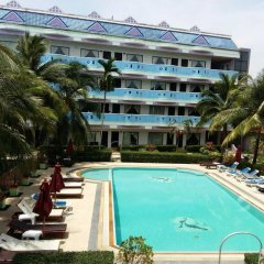 Отель Blue Carina Inn 2 Пхукет бассейн фото 2