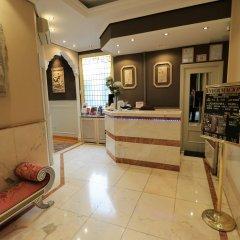 Отель Hostal Hispano - Argentino Испания, Мадрид - 1 отзыв об отеле, цены и фото номеров - забронировать отель Hostal Hispano - Argentino онлайн интерьер отеля фото 2