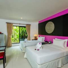 Отель Nai Yang Beach Resort & Spa комната для гостей фото 8