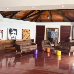 Отель Villa Riviera - Tahiti Французская Полинезия, Пунаауиа - отзывы, цены и фото номеров - забронировать отель Villa Riviera - Tahiti онлайн помещение для мероприятий