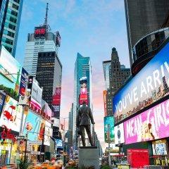 Отель Crowne Plaza Times Square Manhattan спортивное сооружение