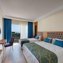 Oz Hotels SUI Турция, Аланья - 1 отзыв об отеле, цены и фото номеров - забронировать отель Oz Hotels SUI - All Inclusive онлайн комната для гостей фото 2
