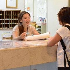 Tokyo Central Youth Hostel Токио интерьер отеля