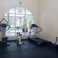 Отель Basma Residence Hotel Apartments ОАЭ, Шарджа - отзывы, цены и фото номеров - забронировать отель Basma Residence Hotel Apartments онлайн фитнесс-зал фото 2