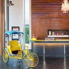 Отель Indigo Bangkok Wireless Road Бангкок детские мероприятия