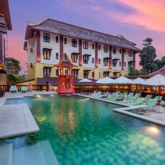 Отель Tuana The Phulin Resort бассейн фото 6