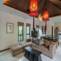 Отель The Bell Pool Villa Resort Phuket комната для гостей