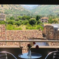 Отель Antichi Colori Италия, Чинизи - отзывы, цены и фото номеров - забронировать отель Antichi Colori онлайн балкон