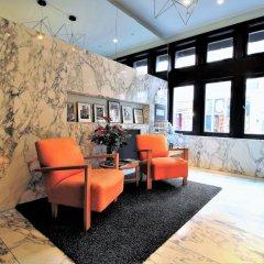 Отель The Bank Hotel Нидерланды, Амстердам - отзывы, цены и фото номеров - забронировать отель The Bank Hotel онлайн интерьер отеля фото 2