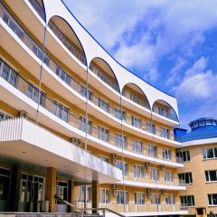Гостиница Парк Отель Воздвиженское в Серпухове - забронировать гостиницу Парк Отель Воздвиженское, цены и фото номеров Серпухов вид на фасад