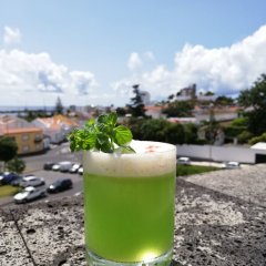 The Lince Azores Great Hotel балкон