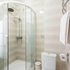 Гостиница Batmanhome Apartment в Москве отзывы, цены и фото номеров - забронировать гостиницу Batmanhome Apartment онлайн Москва ванная
