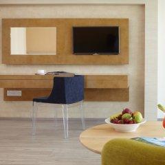 Апартаменты Melpo Antia Luxury Apartments & Suites балкон