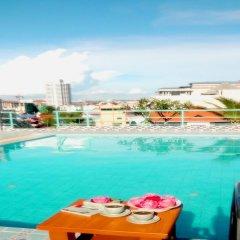 Отель The Garden Place Pattaya бассейн фото 2