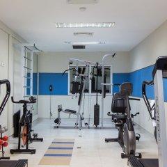 Отель Comfort Suites Londrina фитнесс-зал фото 4