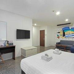 Отель D Varee Xpress Pula Silom комната для гостей