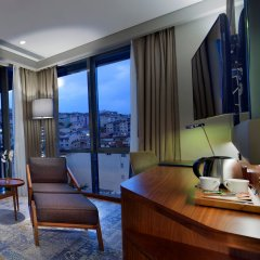 DoubleTree by Hilton Hotel Istanbul - Piyalepasa Турция, Стамбул - 3 отзыва об отеле, цены и фото номеров - забронировать отель DoubleTree by Hilton Hotel Istanbul - Piyalepasa онлайн фото 20