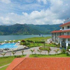 Отель Waterfront by KGH Group Непал, Покхара - отзывы, цены и фото номеров - забронировать отель Waterfront by KGH Group онлайн приотельная территория