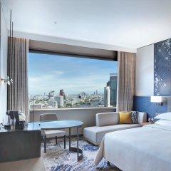 Отель Millennium Hilton Bangkok комната для гостей фото 13