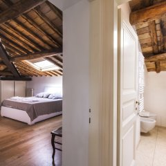 Апартаменты Habitat's Pantheon Apartments Рим ванная