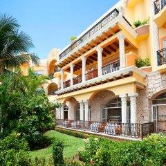 Отель Panama Jack Resorts Playa del Carmen – All-Inclusive Resort Плая-дель-Кармен вид на фасад фото 2