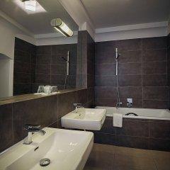 Отель & Residence U Tri Bubnu Чехия, Прага - 12 отзывов об отеле, цены и фото номеров - забронировать отель & Residence U Tri Bubnu онлайн ванная фото 3