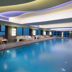 Отель Ascott Raffles City Chengdu бассейн
