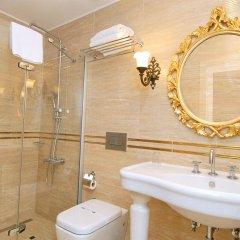 Aspen Hotel - Special Class Турция, Анталья - 2 отзыва об отеле, цены и фото номеров - забронировать отель Aspen Hotel - Special Class онлайн ванная