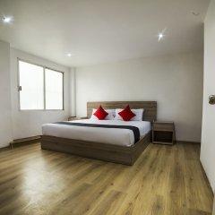 Отель Tonala 264 Мехико комната для гостей фото 3