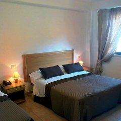 Отель Albergo Villa Riccio Итри комната для гостей фото 2