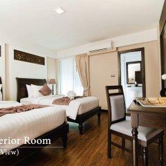 Отель Baan Wanglang Riverside комната для гостей фото 5