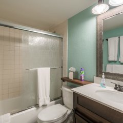 Отель 2BD2BA Apartment by Stay Together Suites США, Лас-Вегас - отзывы, цены и фото номеров - забронировать отель 2BD2BA Apartment by Stay Together Suites онлайн ванная фото 2
