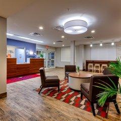 Отель Rodeway Inn & Suites Niagara Falls США, Ниагара-Фолс - отзывы, цены и фото номеров - забронировать отель Rodeway Inn & Suites Niagara Falls онлайн интерьер отеля фото 3