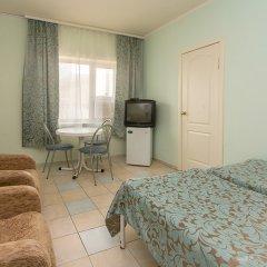 Гостиница ЛеЛюкс комната для гостей фото 3