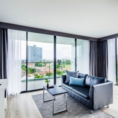 The Rizin Hotel & Residences комната для гостей фото 5