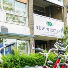 Отель New West Inn Нидерланды, Амстердам - 6 отзывов об отеле, цены и фото номеров - забронировать отель New West Inn онлайн фитнесс-зал фото 3