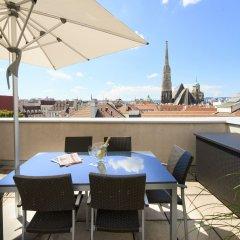 Апартаменты Singerstrasse 21/25 Apartments Вена балкон
