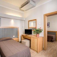 Отель Delle Nazioni Италия, Флоренция - 4 отзыва об отеле, цены и фото номеров - забронировать отель Delle Nazioni онлайн комната для гостей фото 3