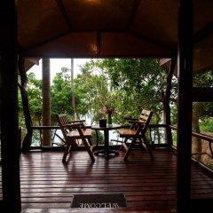 Отель Ao Muong Beach Resort фитнесс-зал