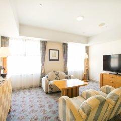 Отель Hyatt Regency Fukuoka Хаката комната для гостей фото 3